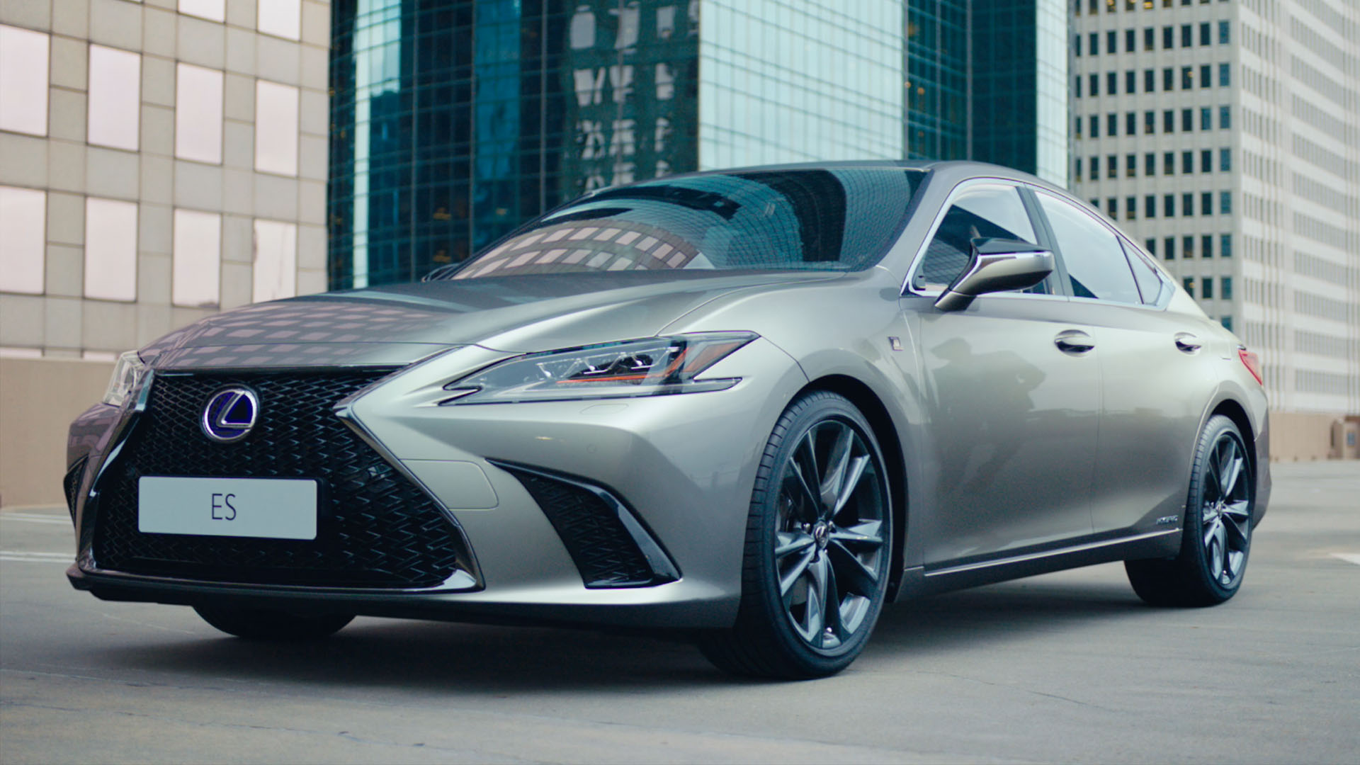 2019 lexus es video 01
