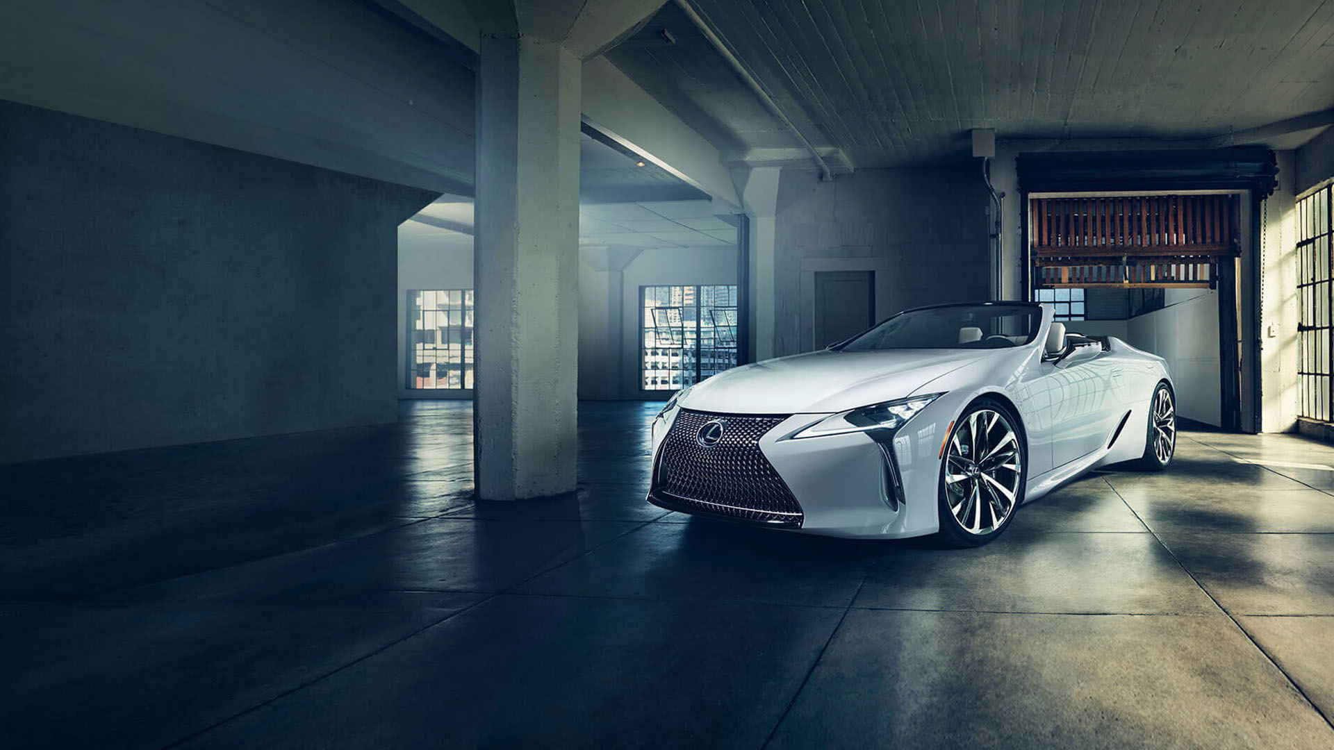 2019 lexus lc convertible hero 1920x1080 v2