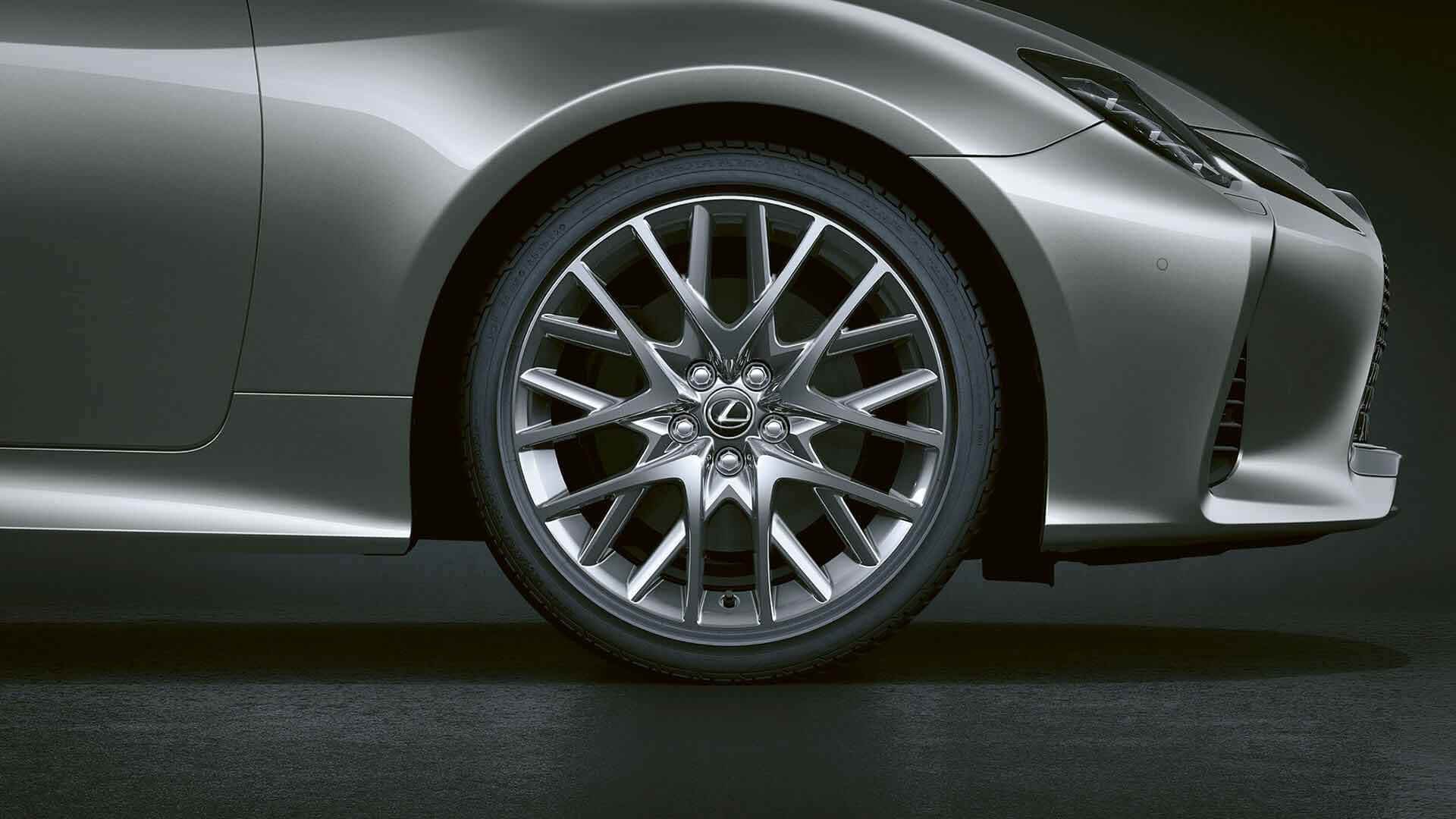 2018 lexus rc hotspot 18 19 inch alloy wheels