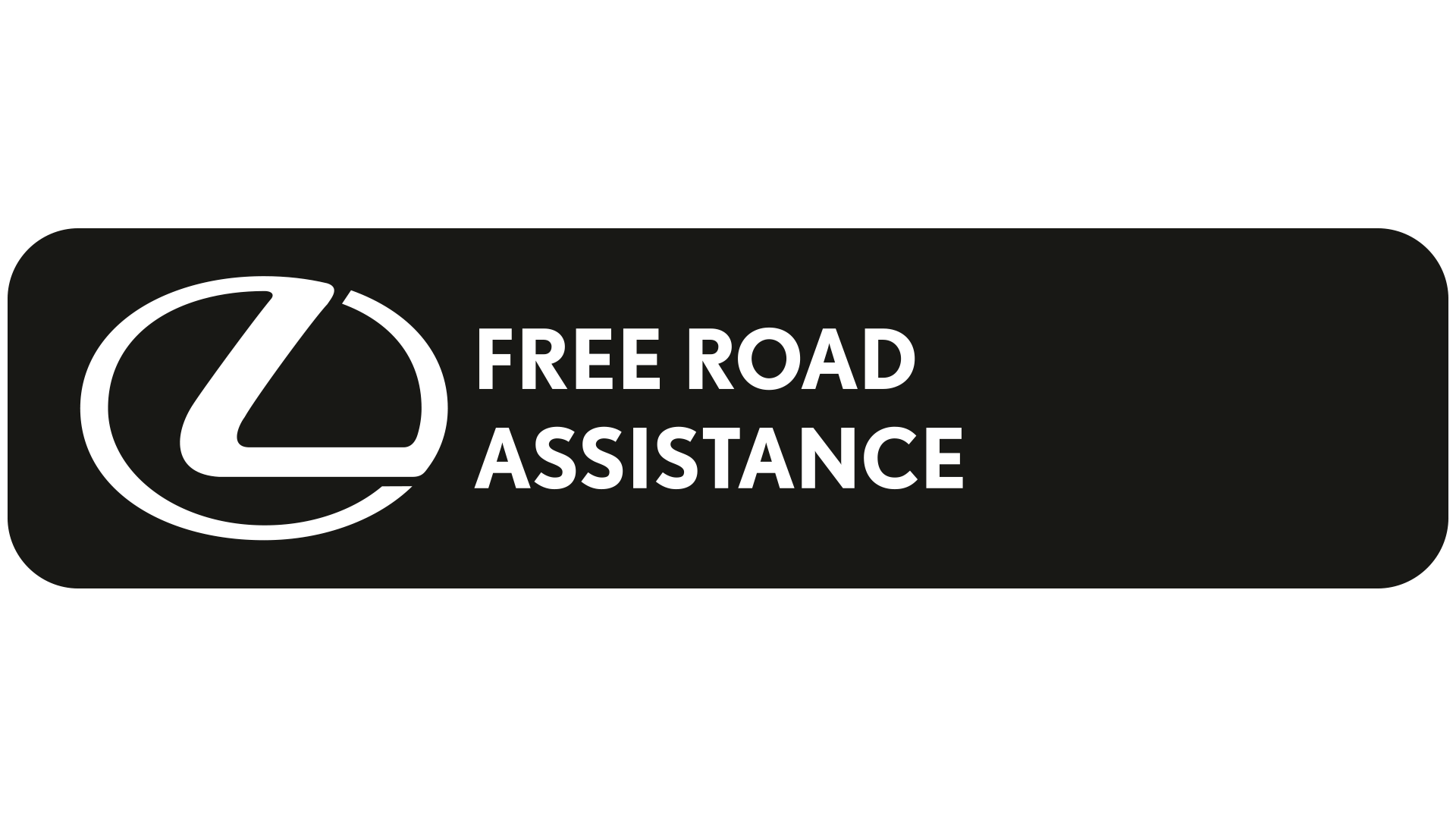 Lexus free road side assistance logo image