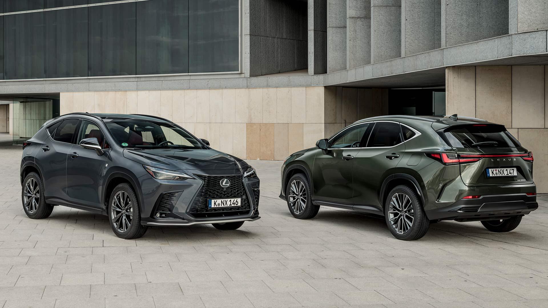 Lexus Bembury
