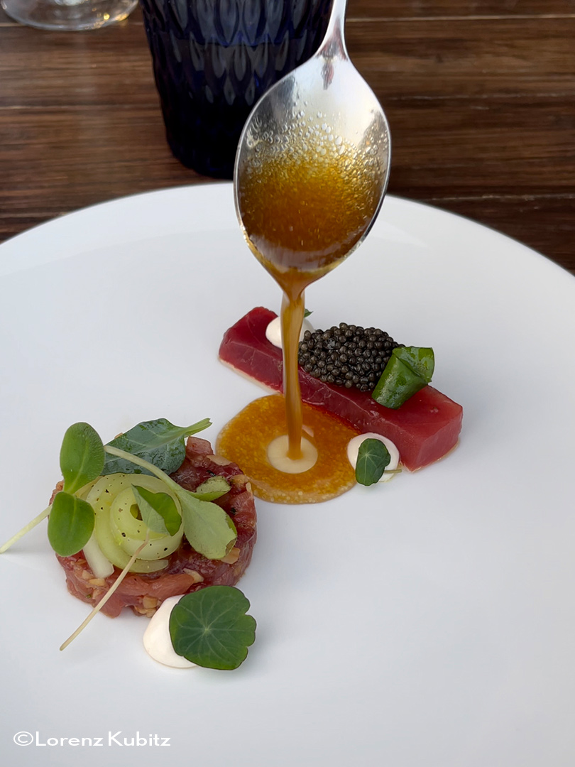 Lexus Kulinarische Reise