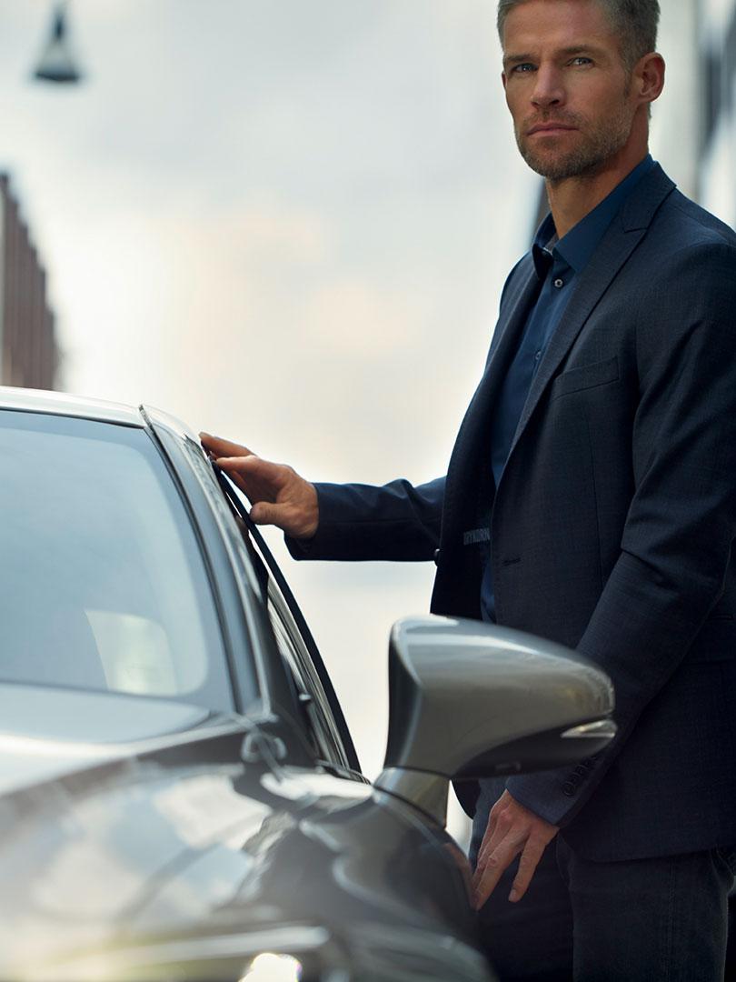 Lexus IS Mann