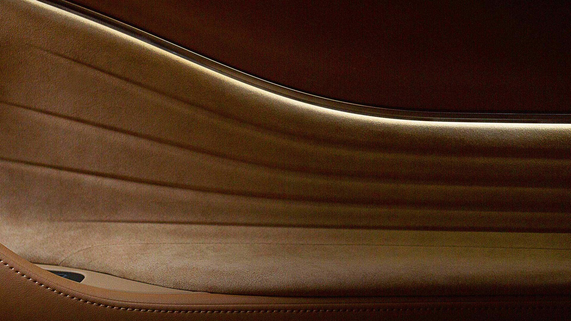 Lexus LC Interior