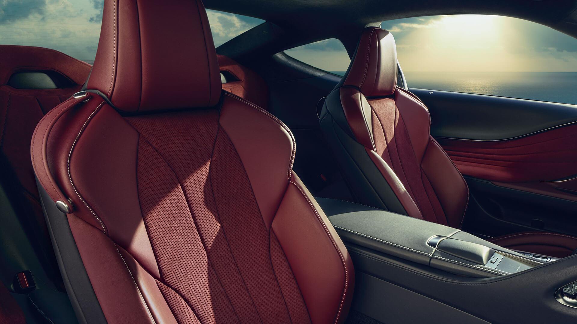 Lexus LC Interior Sitze