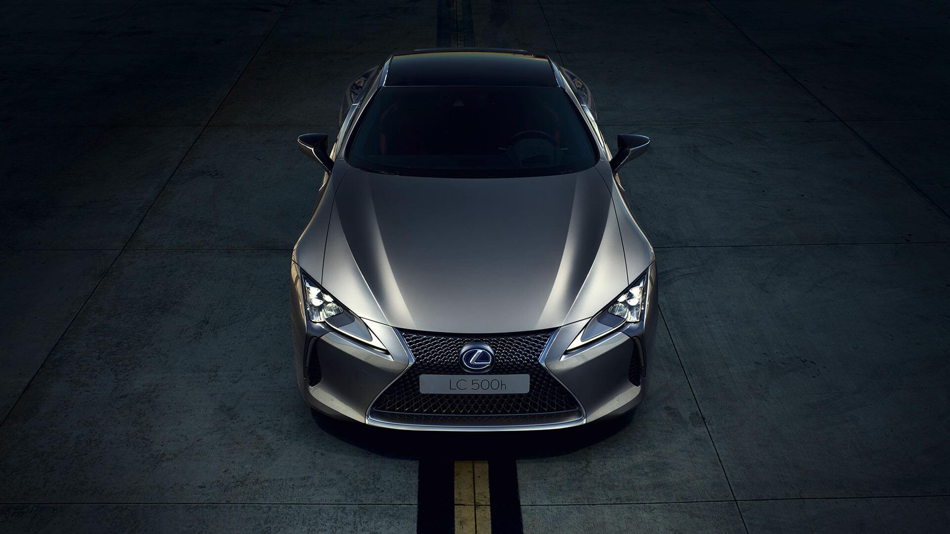 Lexus LC von Vorne