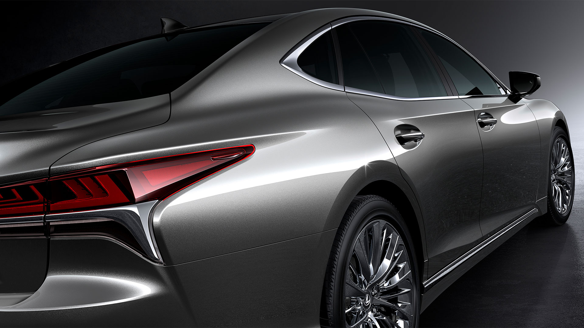 2018 lexus ls key features