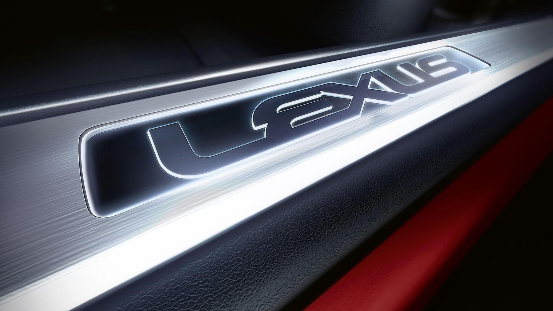 Lexus RC Brand