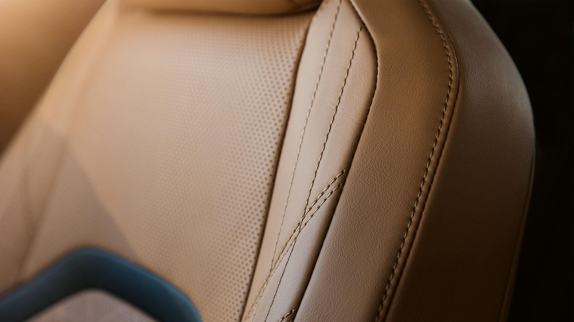 Lexus UX Interior Seat Detail