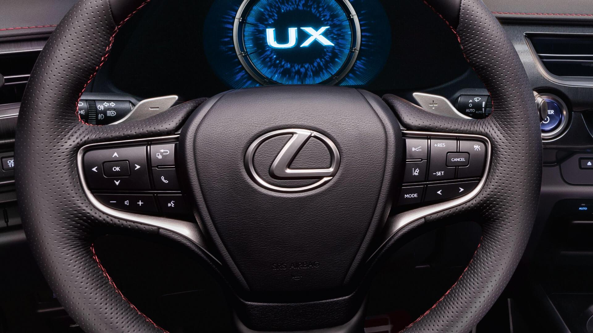 Lexus UX Lenkrad