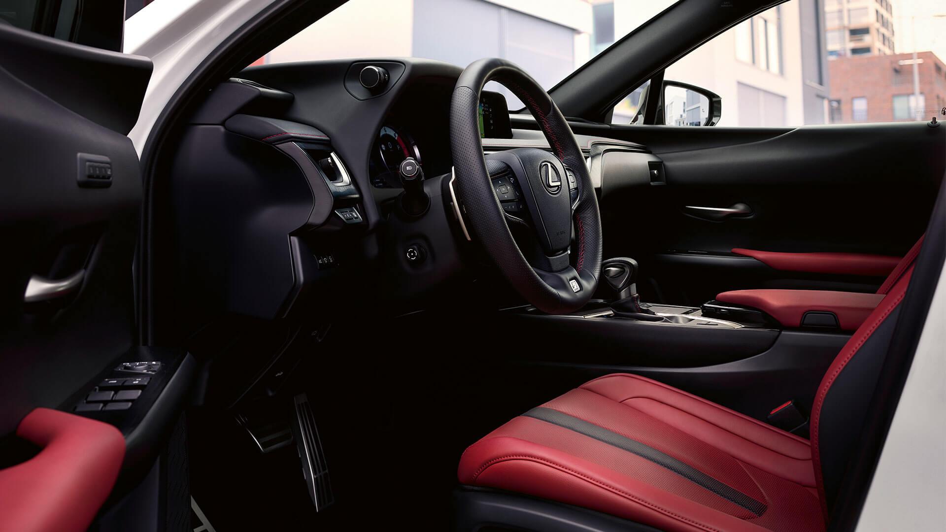 Lexus UX Interieur Fahrer