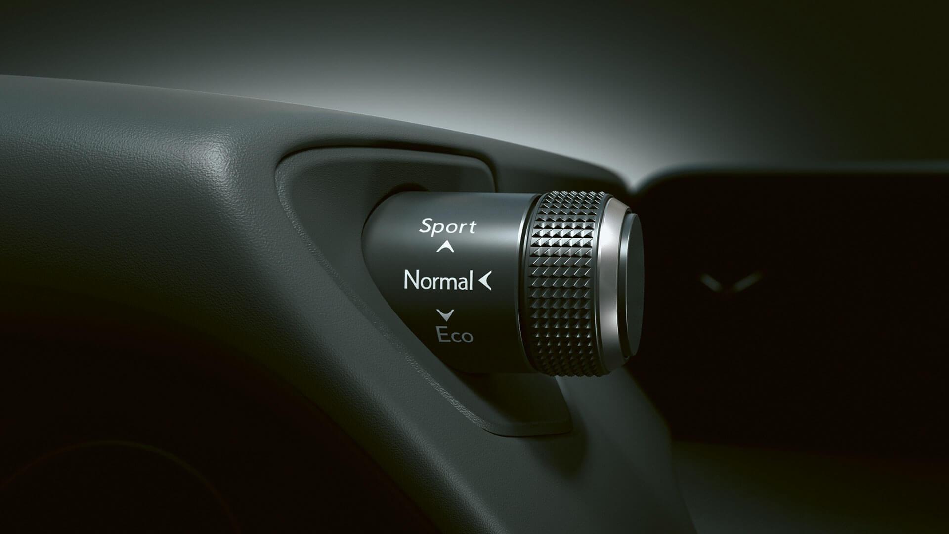 Lexus UX Ausstattung Detail