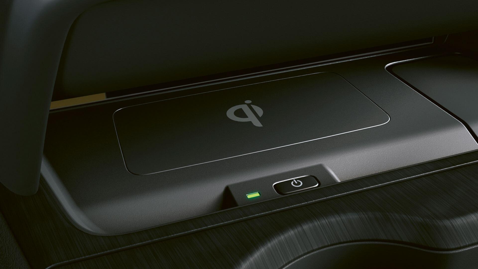 Lexus UX Ladezone