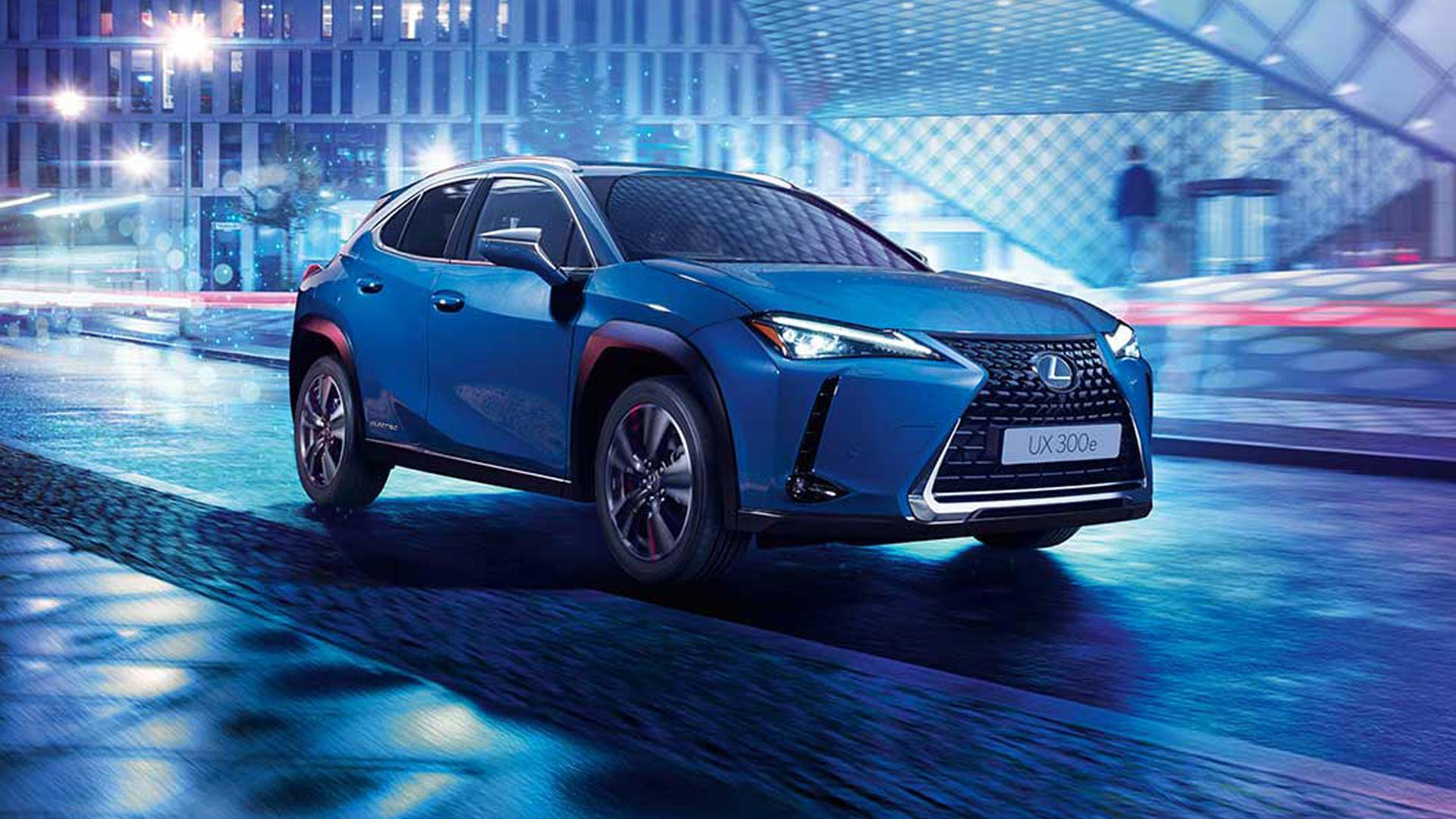 next steps Lexus UX300e hero