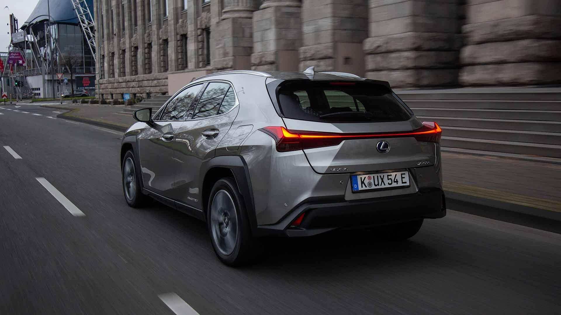 Lexus UX300e Deutschlandpremiere Galleryitem 5 1920x1080px