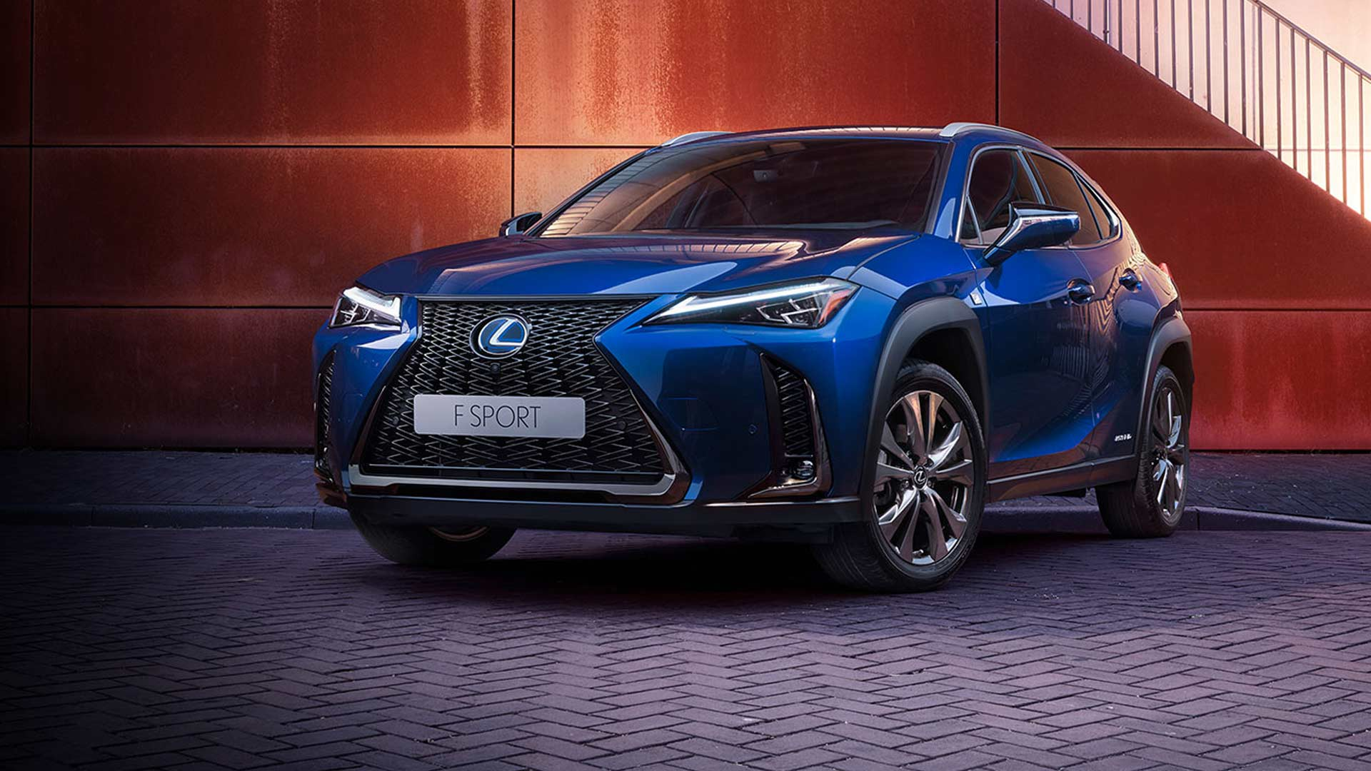 Lexus UX Next Step 1