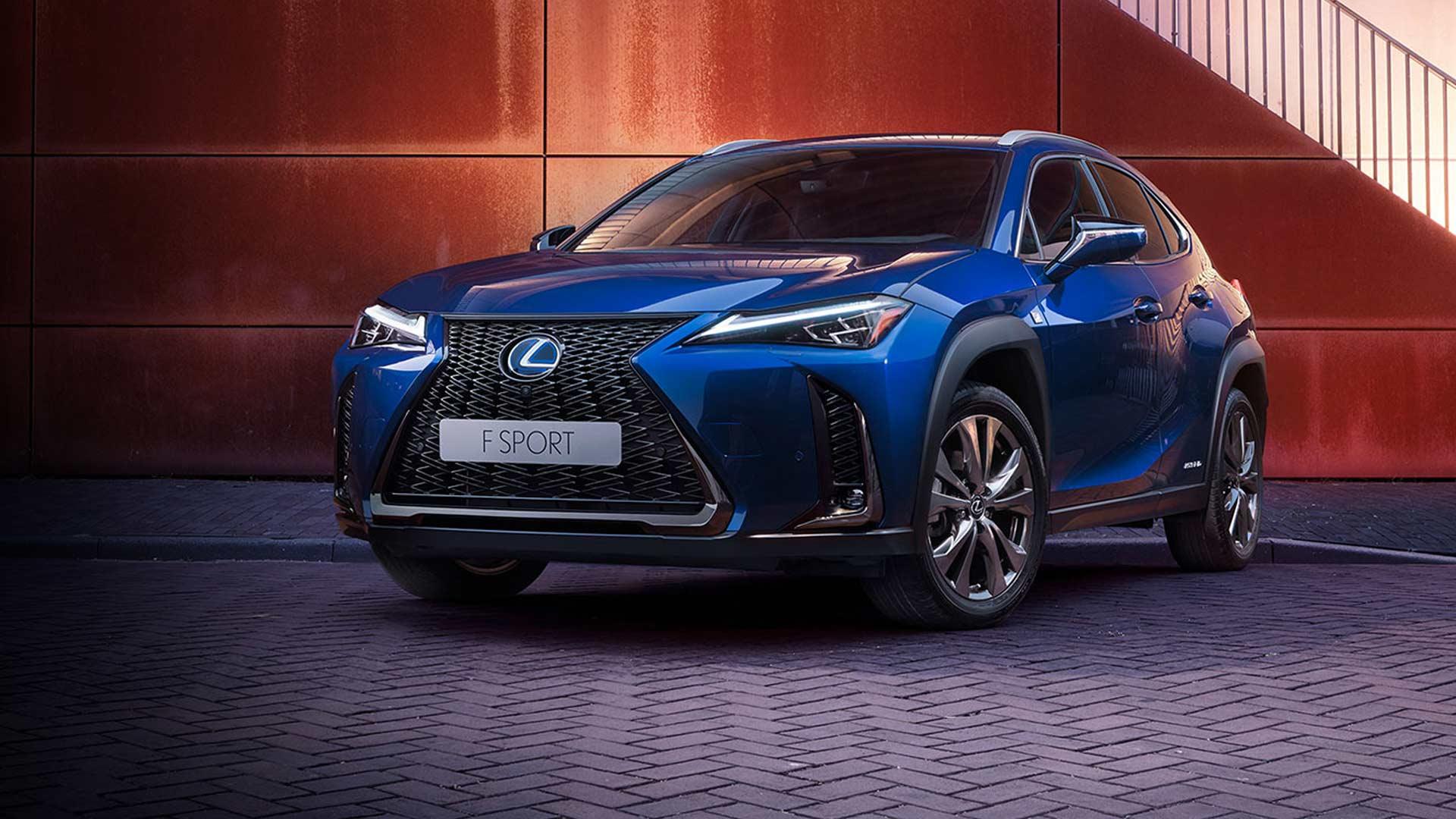 Lexus UX Next Step 1