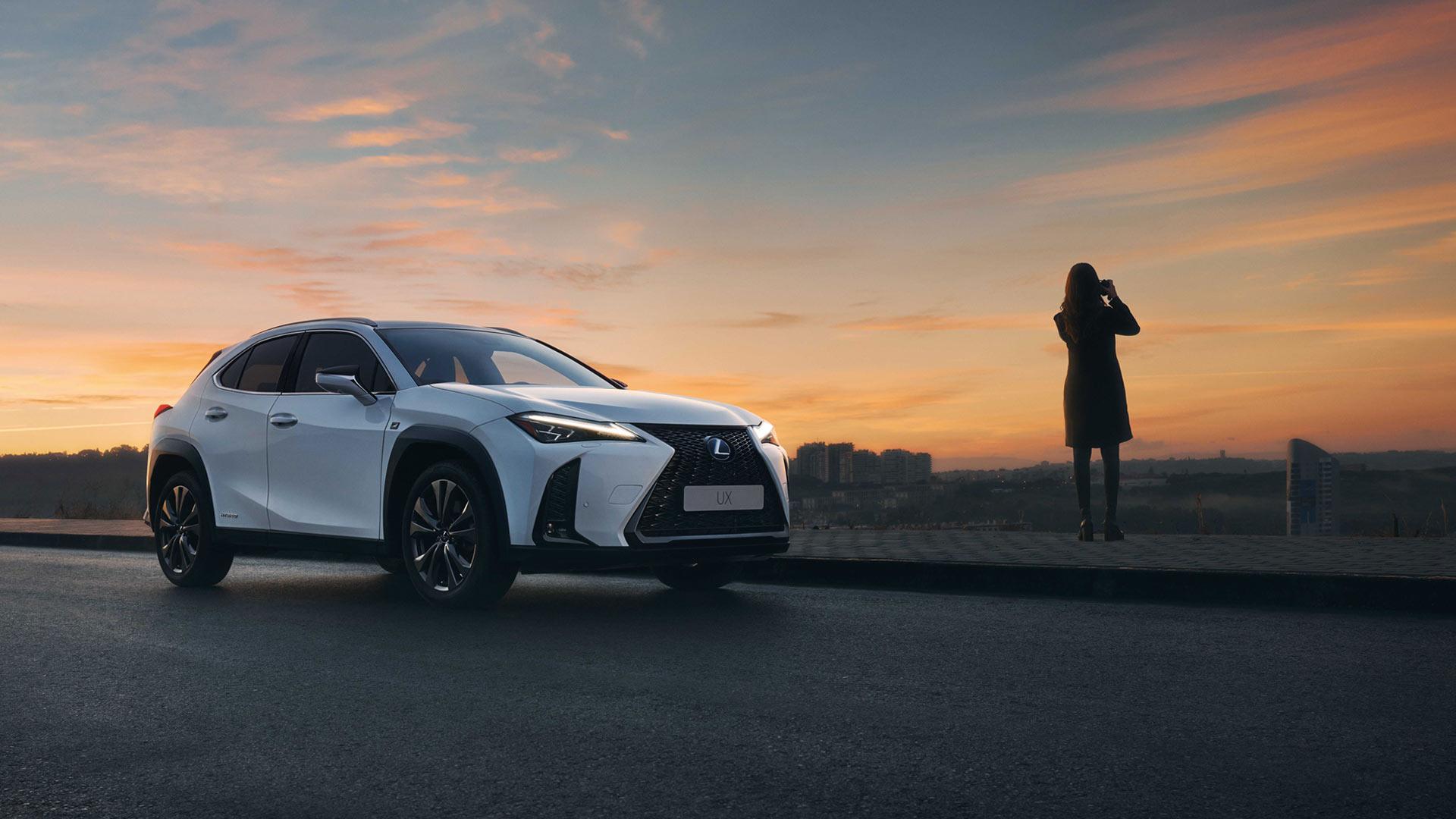 Lexus UX Next Step 4