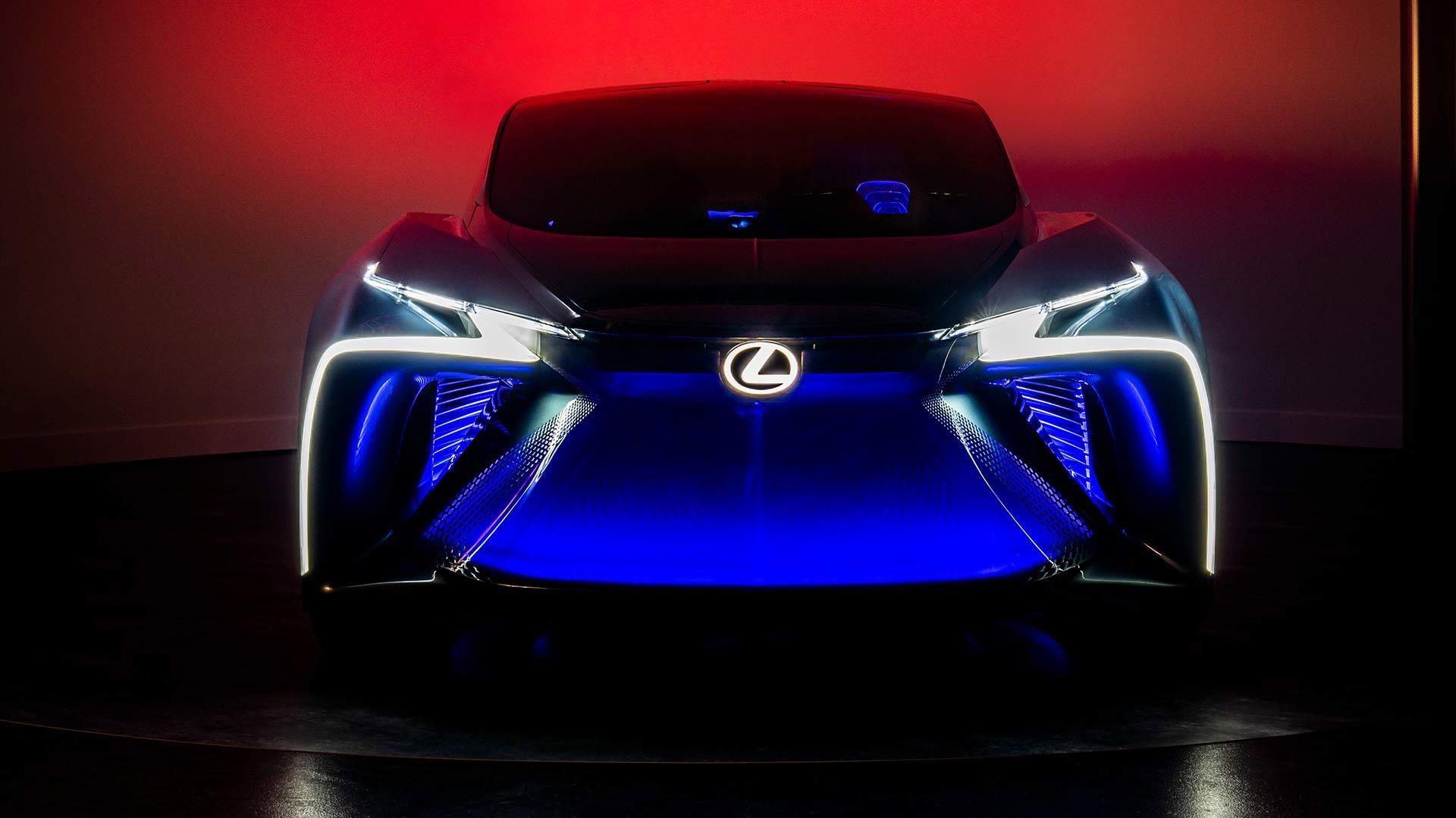 Lexus LF 30 Seitenansicht