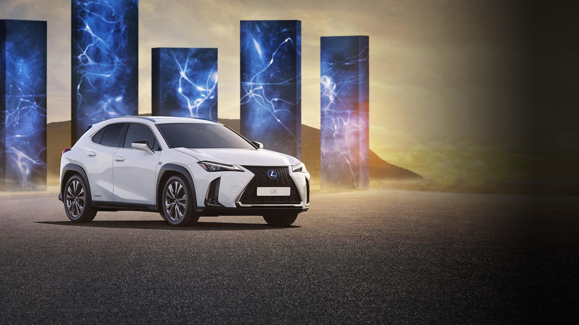 Lexus UX 250h Hybrid 2021 Electrified