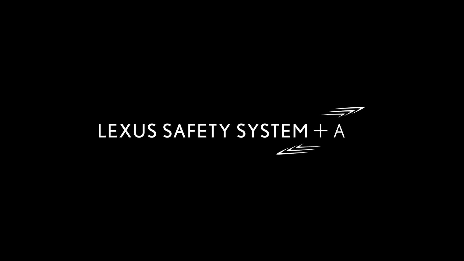 2018 lexus ls features lexus safety system plus a