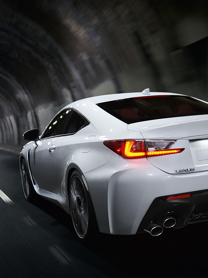 2018 lexus uk rc f 10th anniversary first ten
