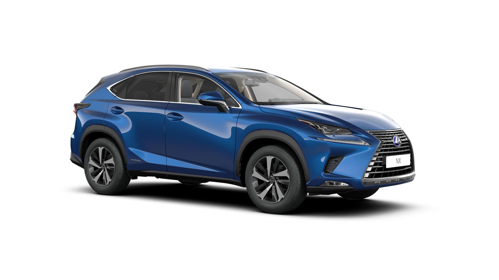 2017 lexus hybrid for business meet the nx ccis