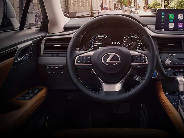 2020 lexus rx next step specs