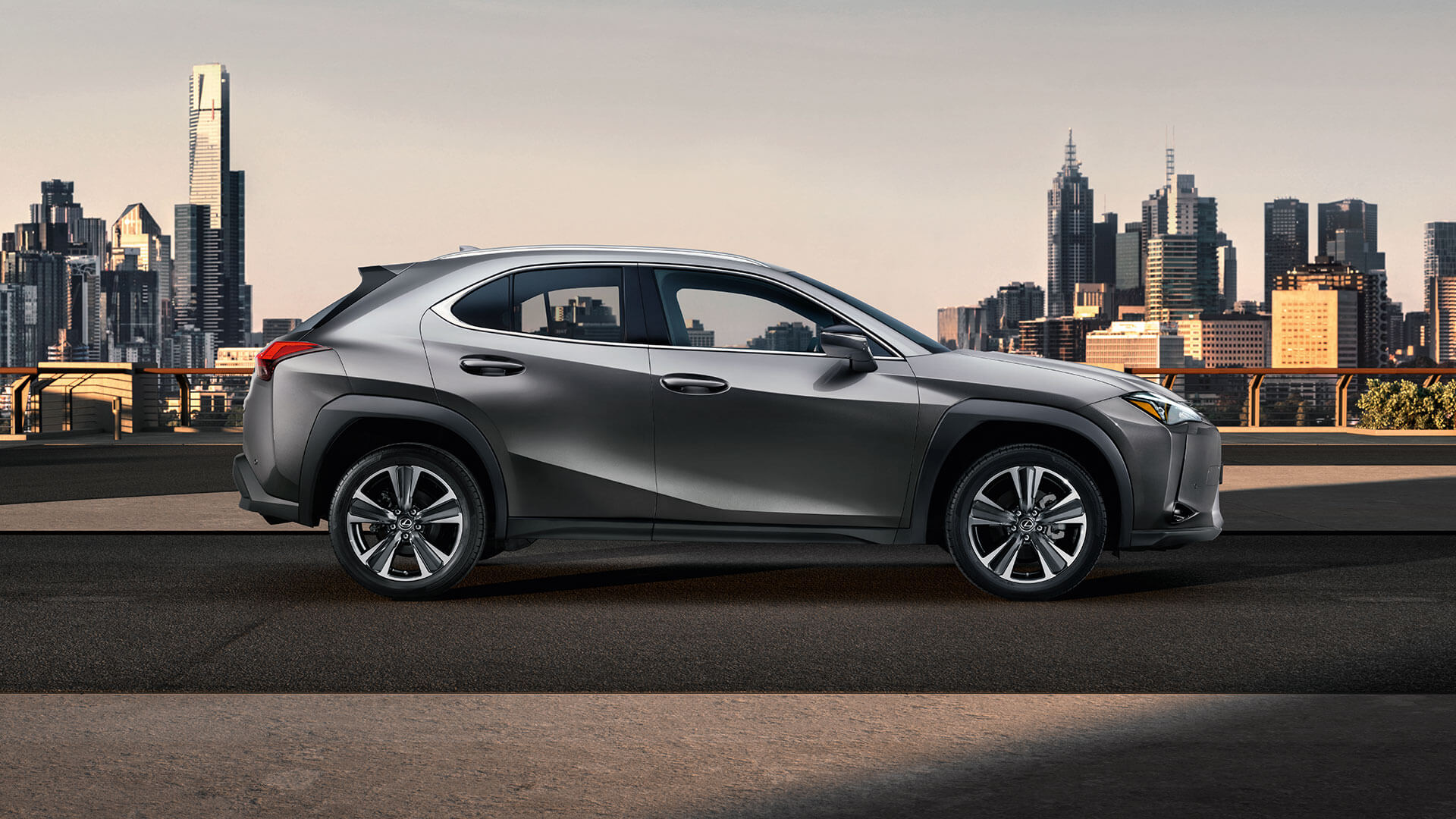 2018 lexus ux 250h next steps personalise