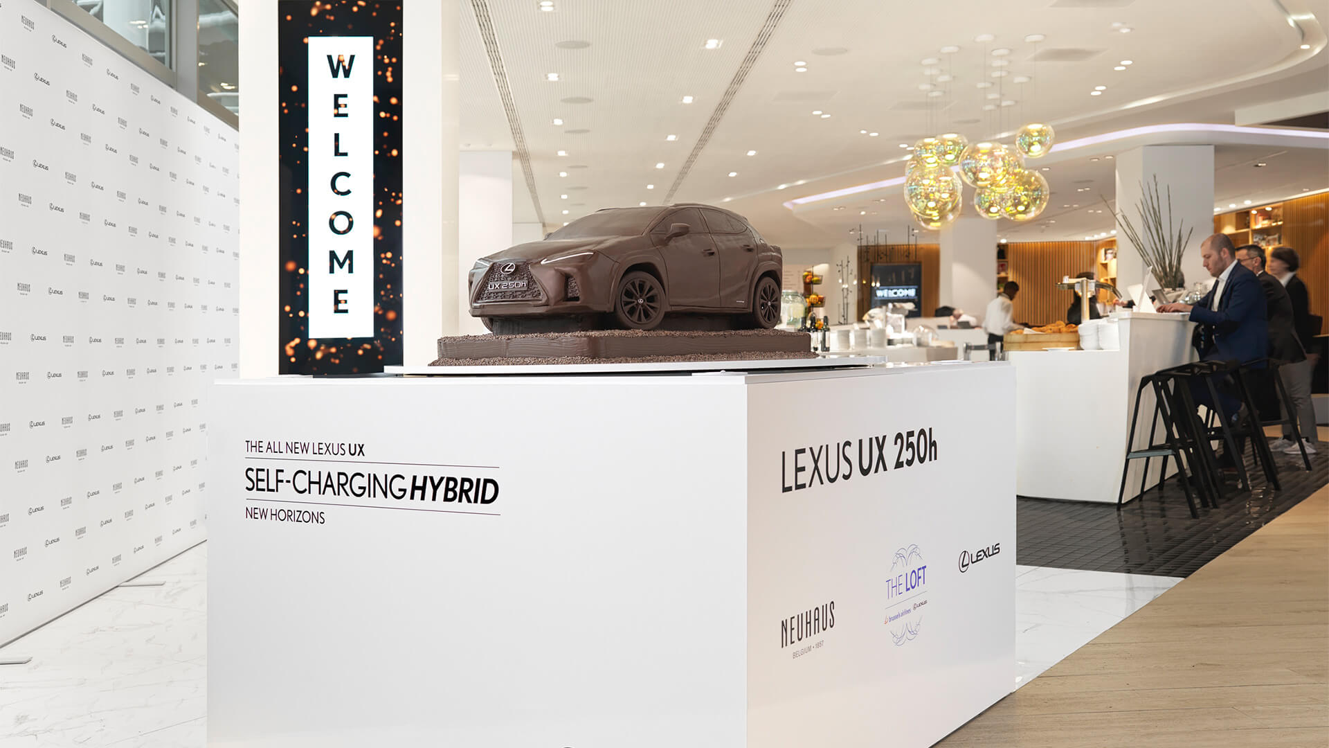 2019 lexus lounge UX Chocolate Car 1920x1080 03