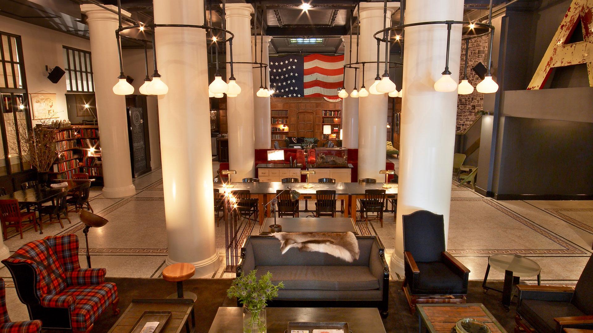 Hotel ACE de Nueva York hero asset
