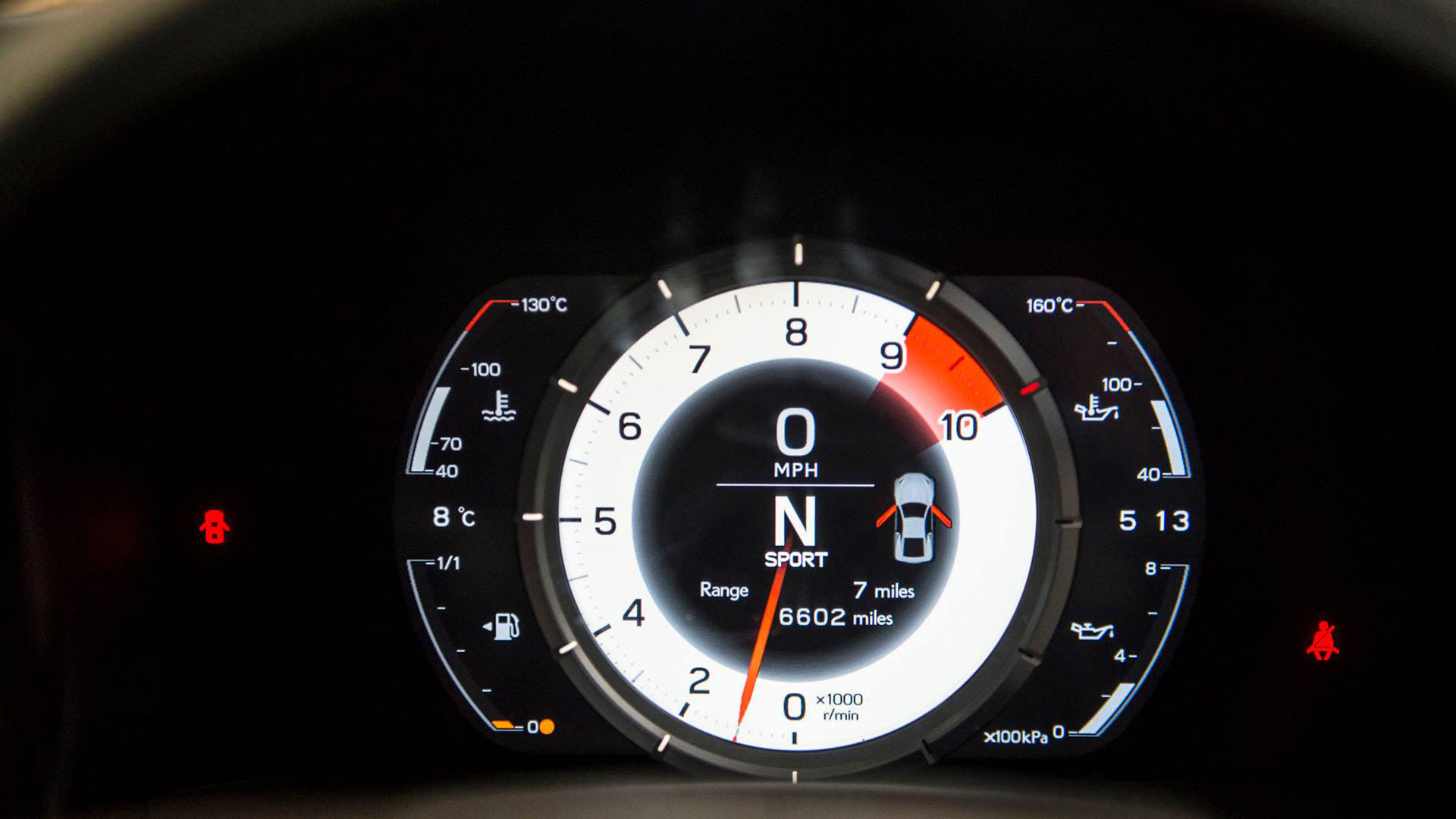 Subidón de adrenalina Lexus hero asset
