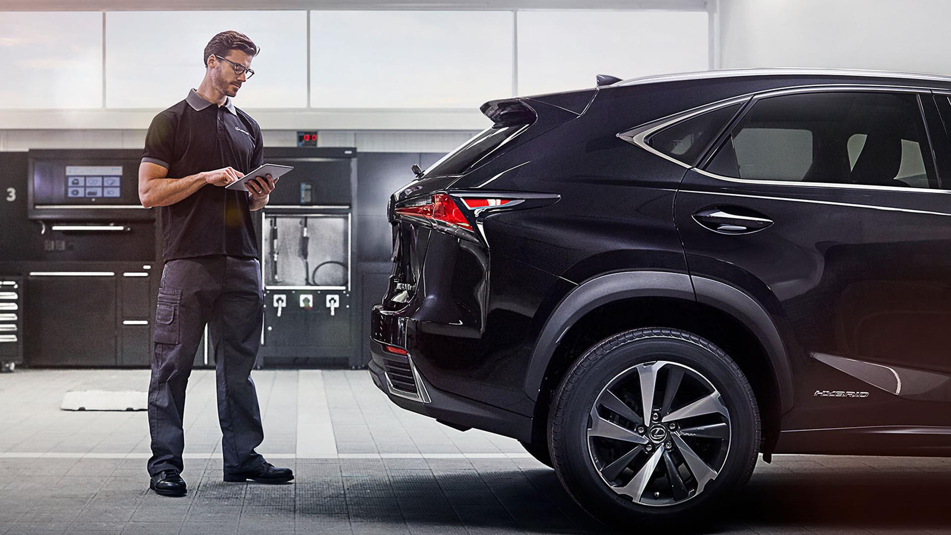 Garantia LexusCare