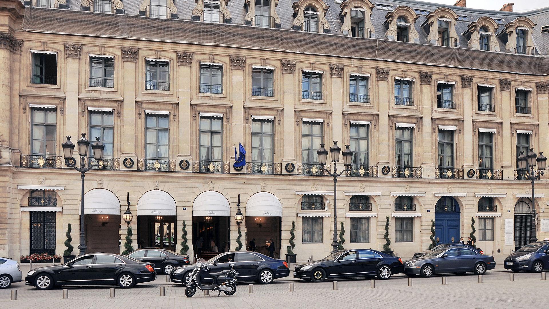 Ritz Paris hero asset