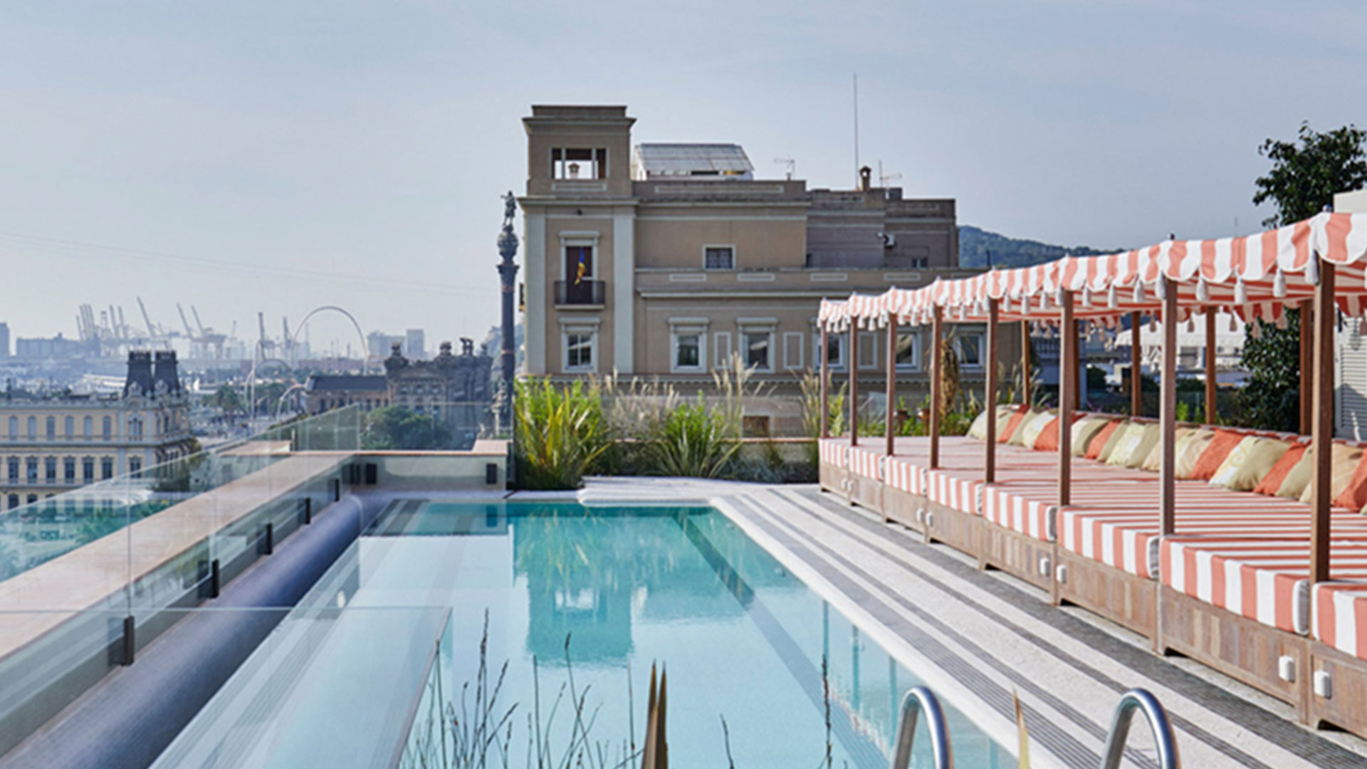Soho House Barcelona hero asset