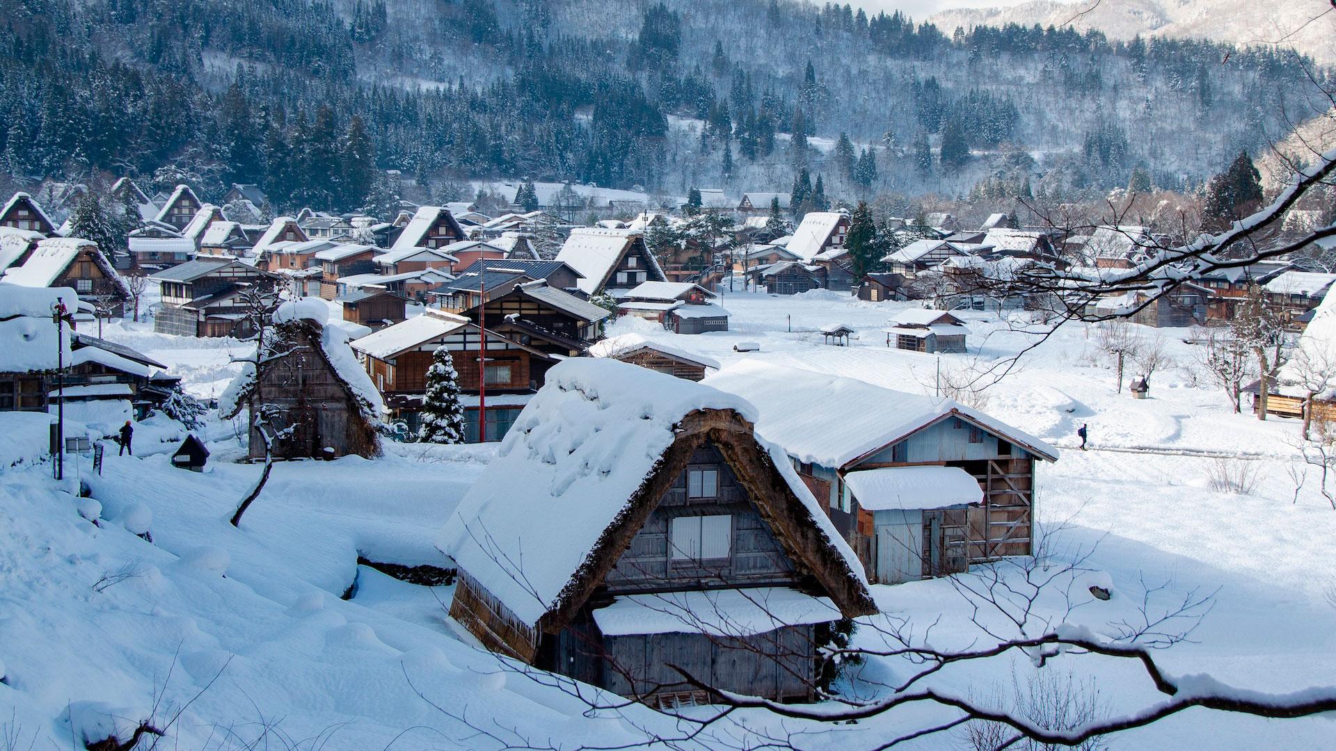 El invierno en Japón hero asset