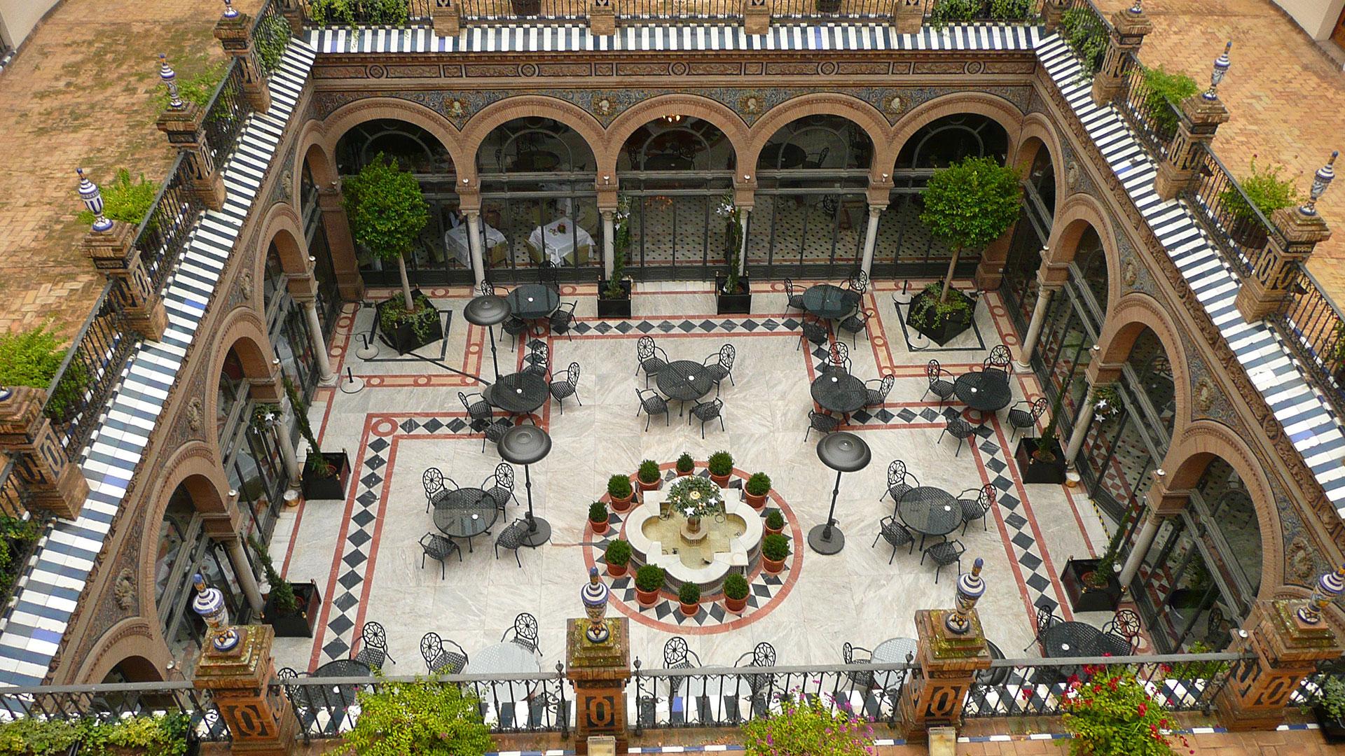 Hotel Alfonso XIII de Sevilla de cinco estrellas reabre gracias a Starwood Hotels Resorts