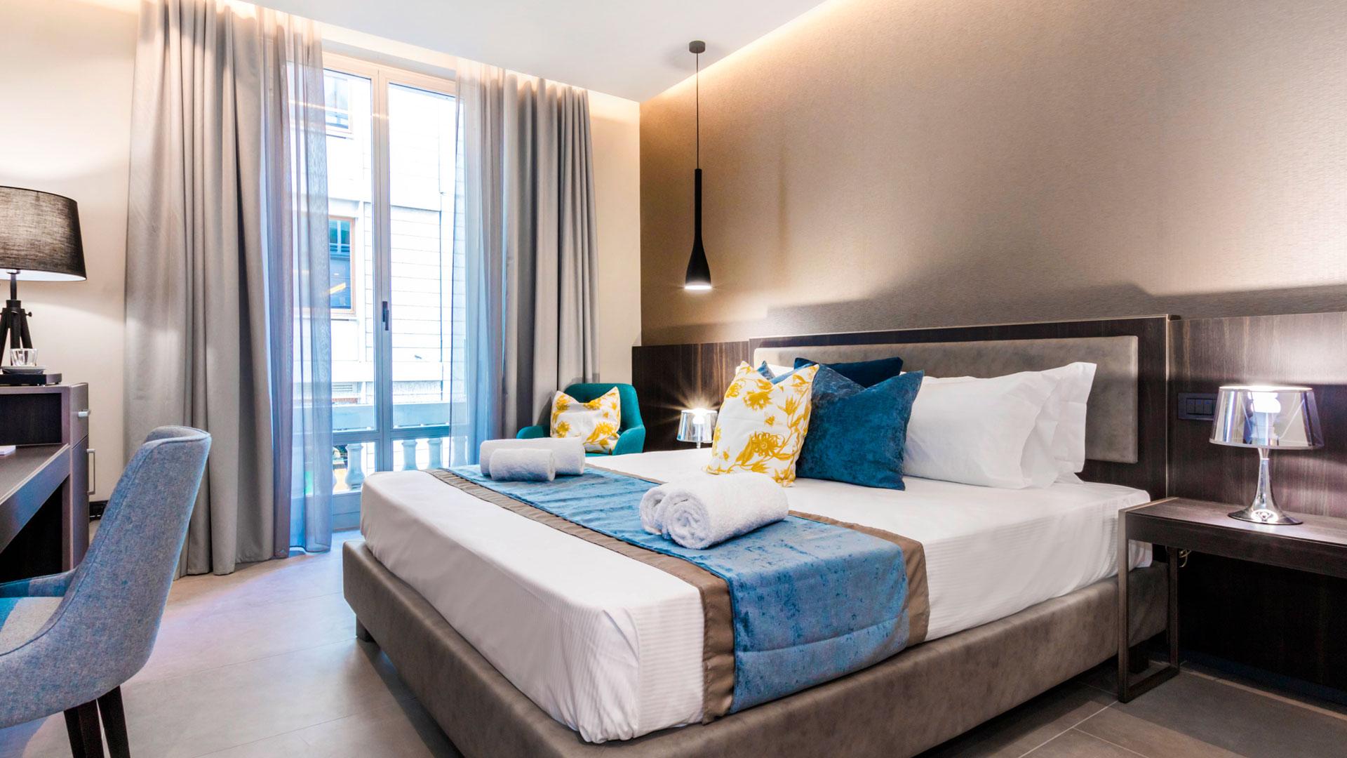 Imagen del apartahotel Altido en Milán