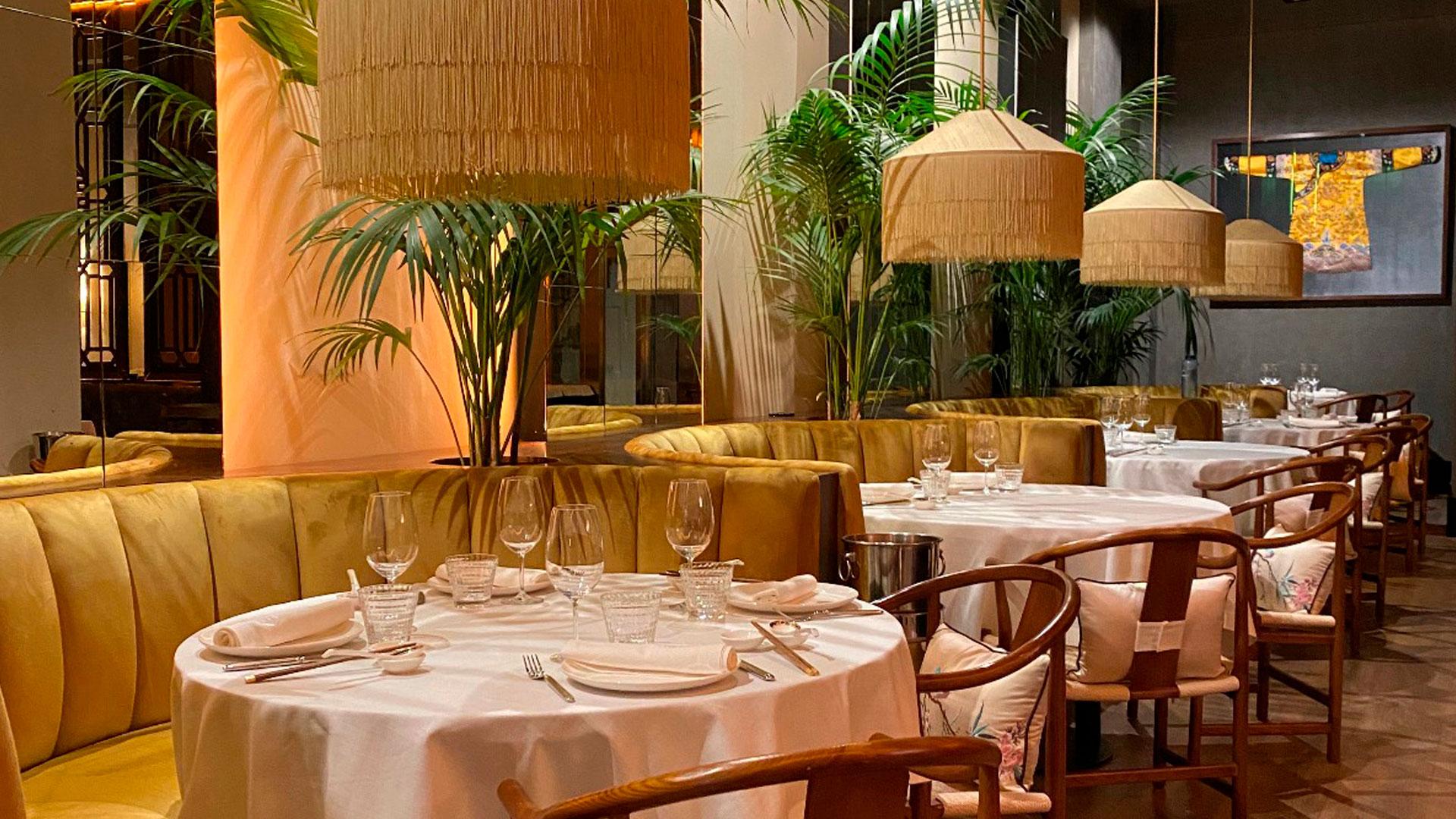 Imagen del restaurante China Crown