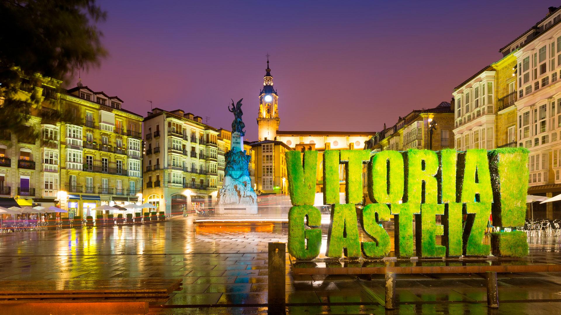 Vitoria Gasteiz verde reciclaje hero asset
