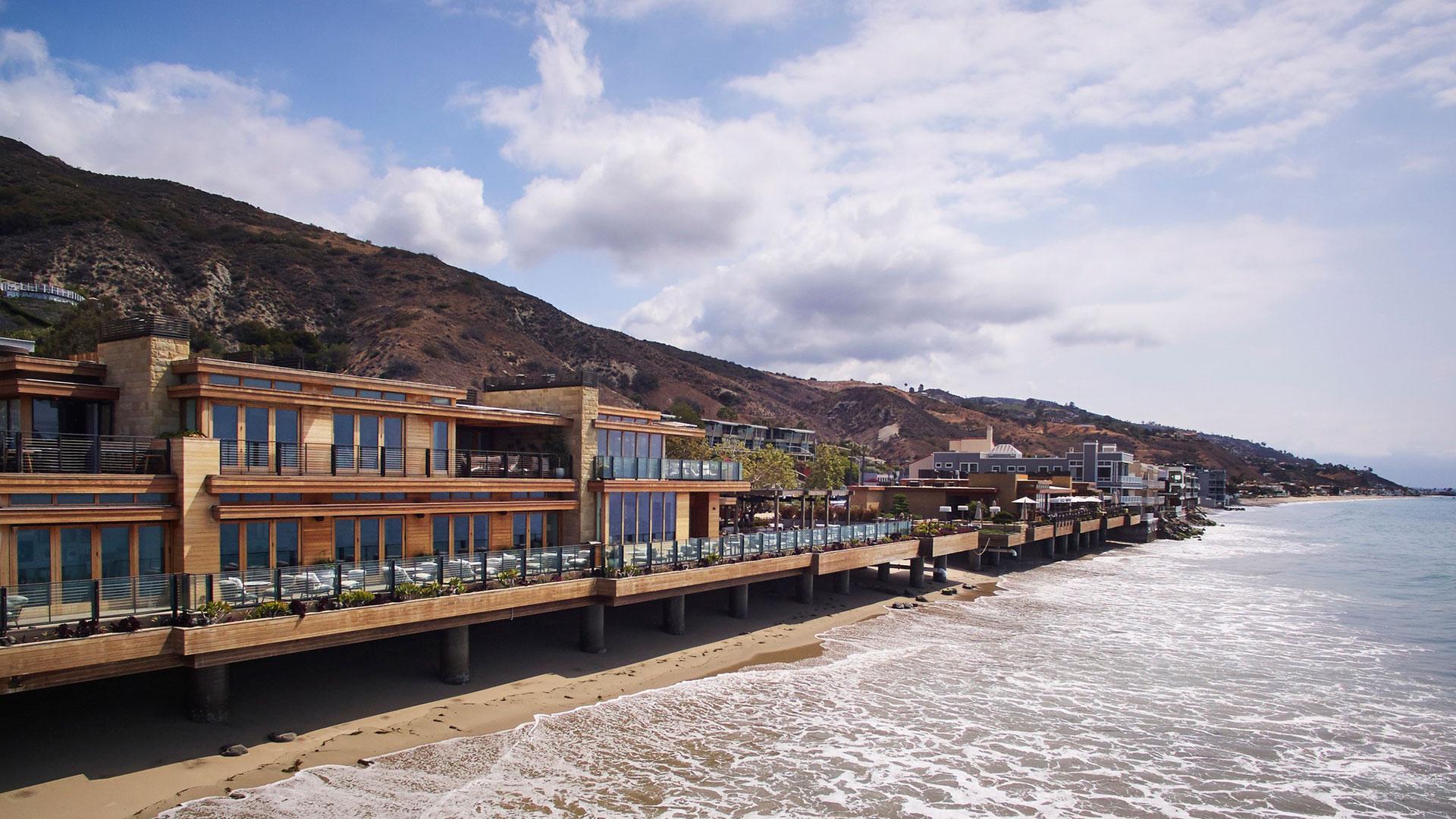 A little beach house Lexus hero asset
