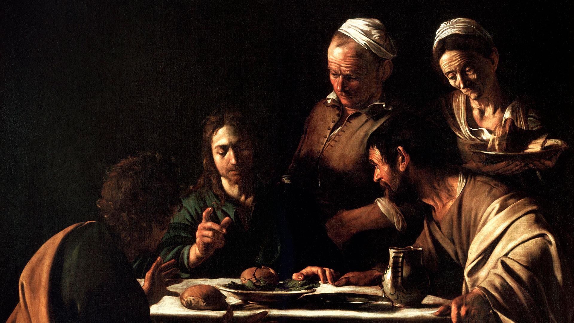 De Caravaggio a Bernini hero asset