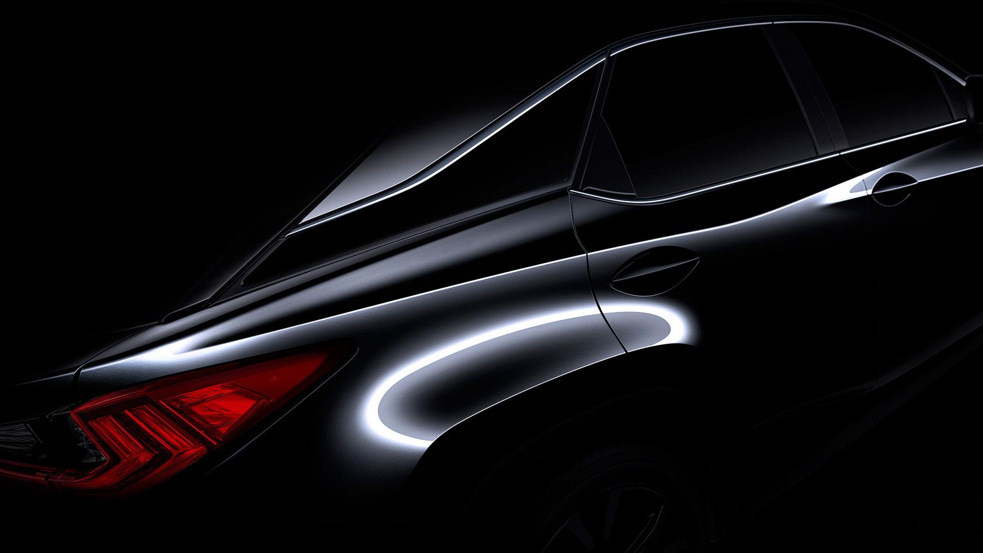 Lexus presentará una novedad mundial hero asset