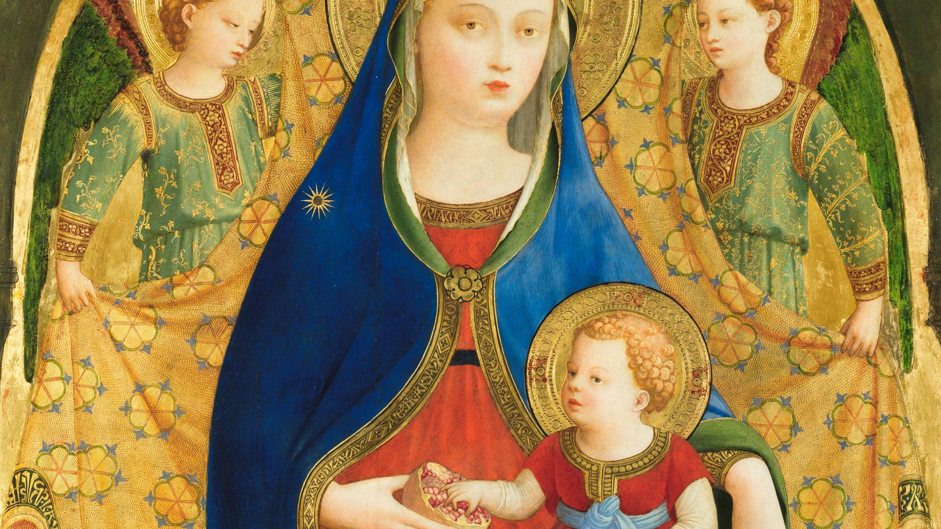Imágenes de la exposición de Fra Angelico en el Museo del Prado