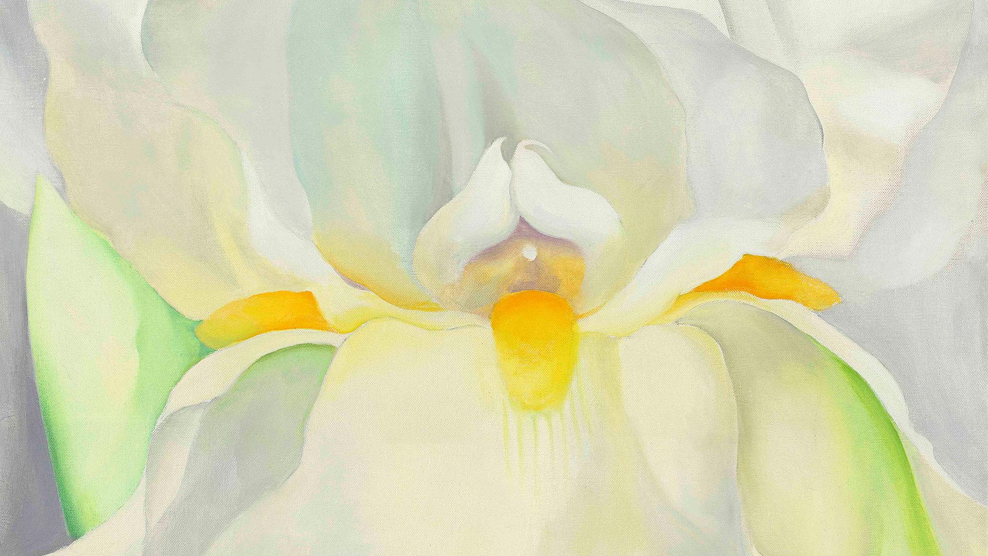 Imagen de cuadro de Georgia O'Keeffe