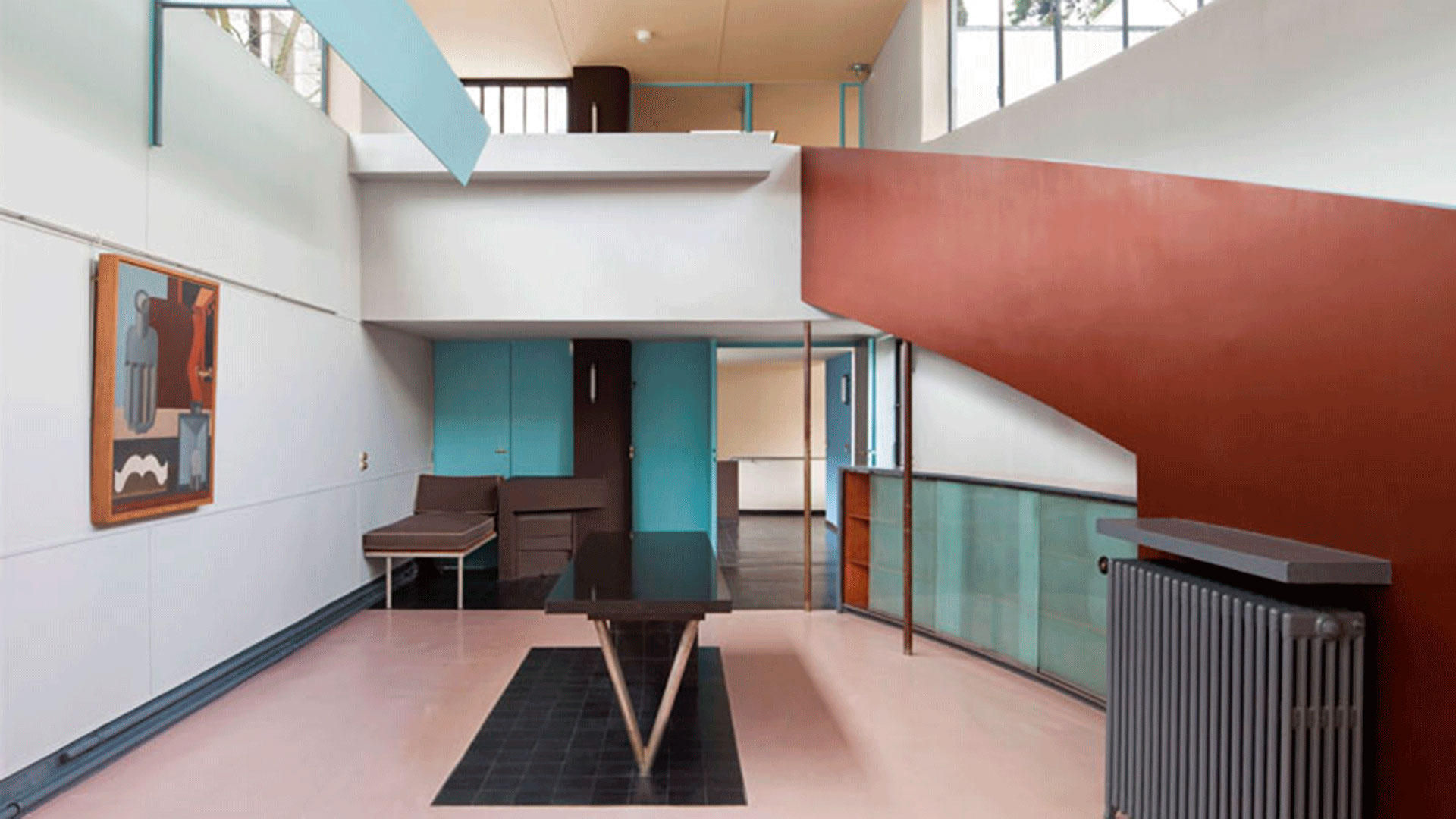 Tras la pista de Le Corbusier hero asset