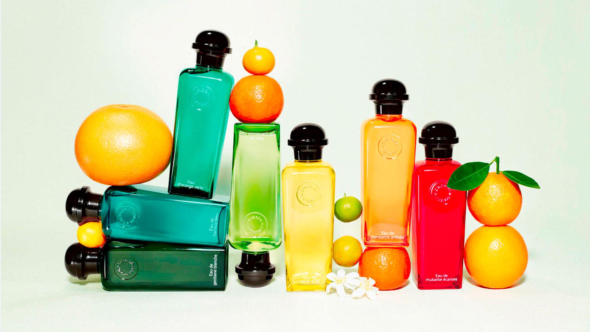 Bodegones de productos de la marca Hermès