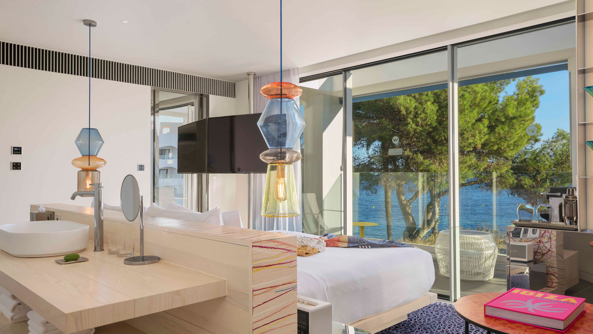 Imagen del hotel W Ibiza