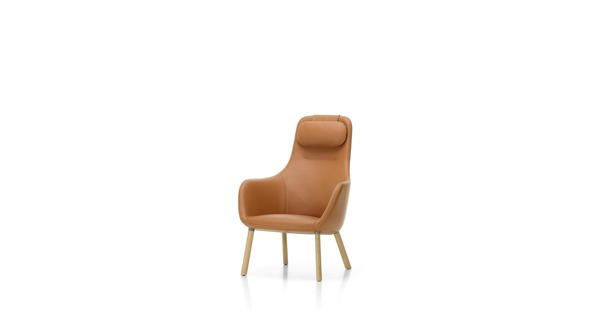 Imágenes del sofá HAL Lounge Chair de Jasper Morrison