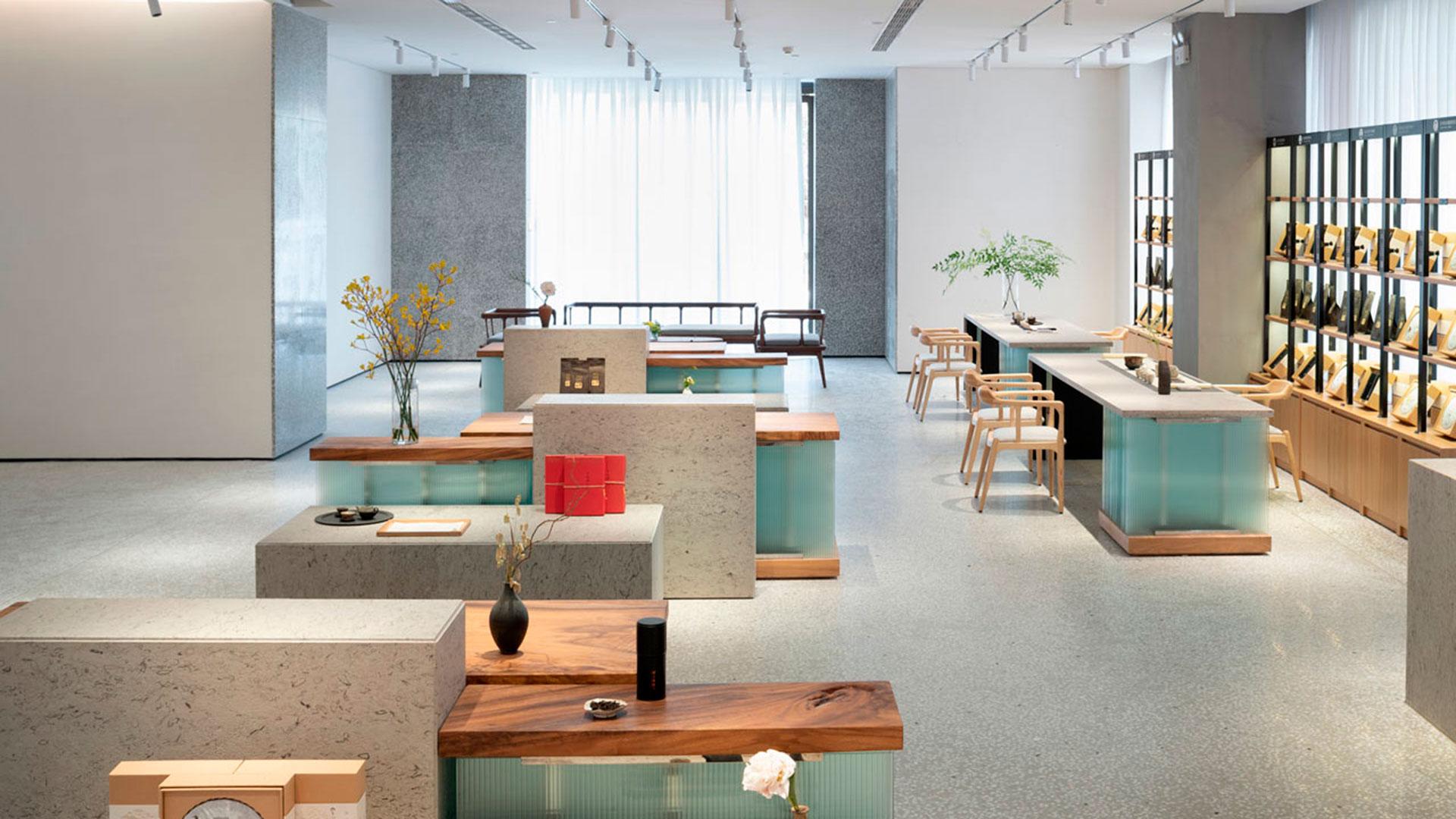 Ubicada en Hangzhou está diseñada por Kooo Architects